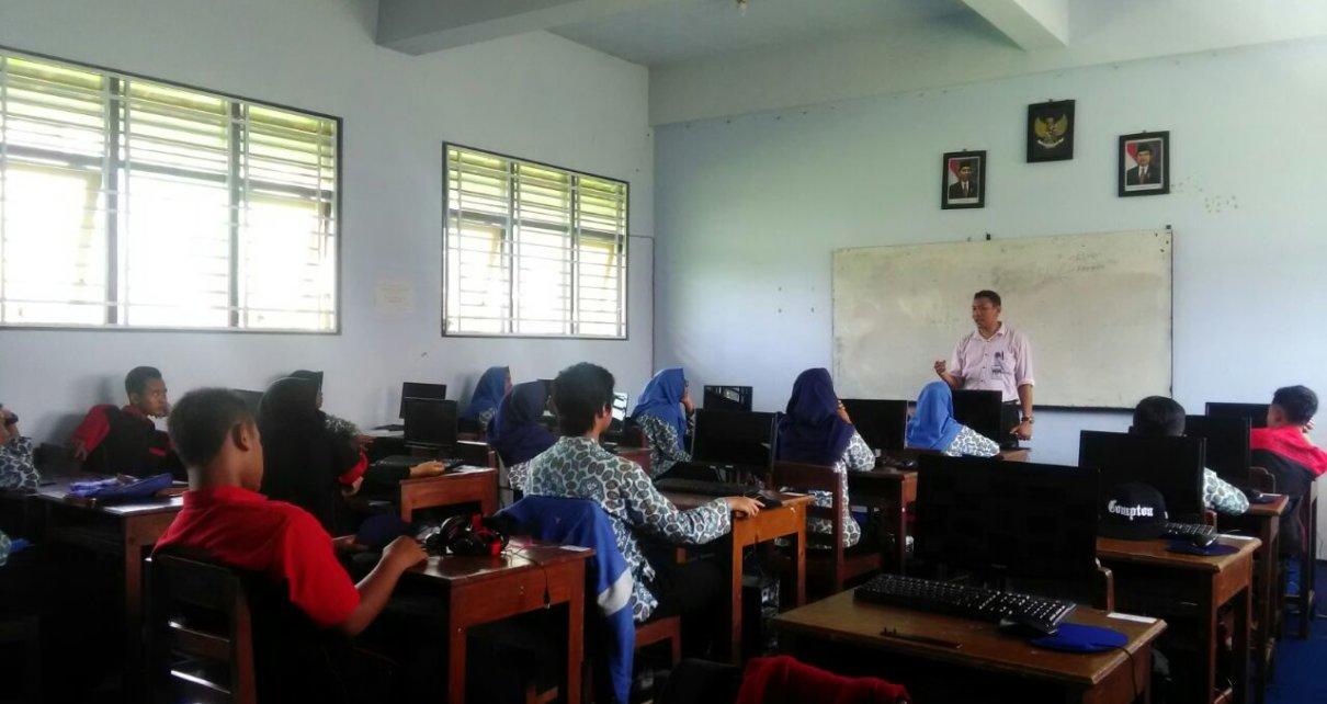 SMK Muhammadiyah Sawangan Gandeng Perguruan Tinggi
