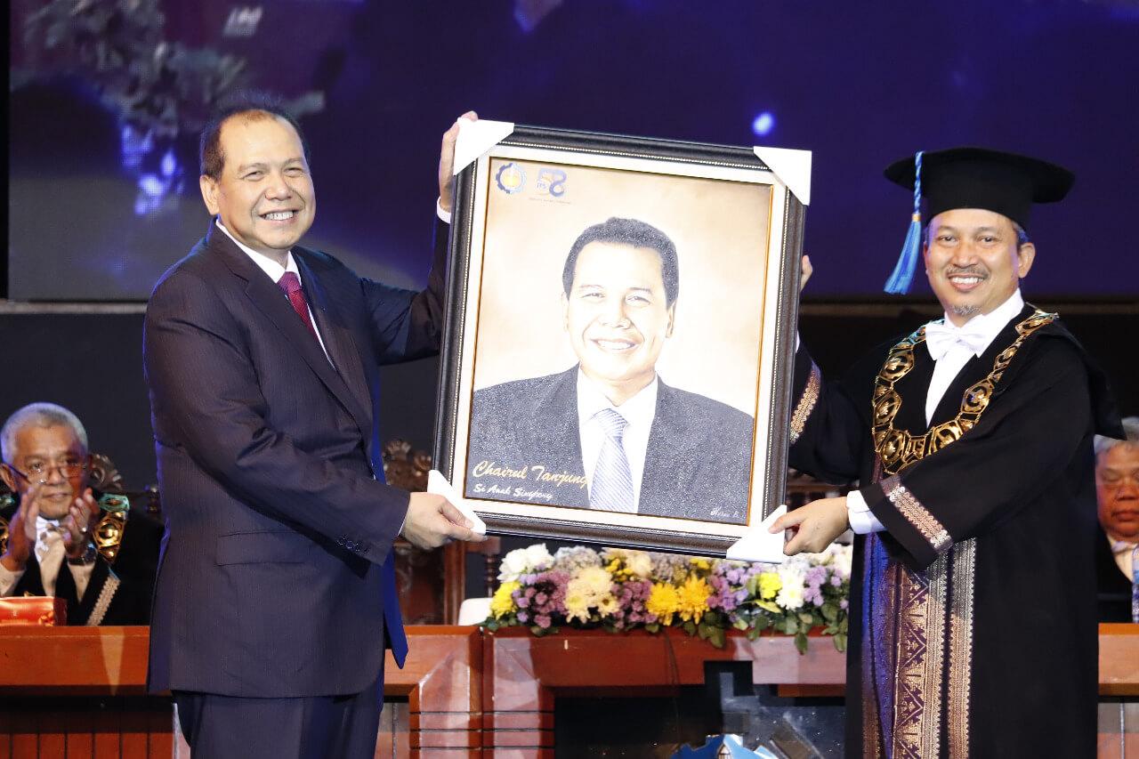 Tiga Aspek Transformasi Pendidikan Versi Chairul Tanjung Siedoo