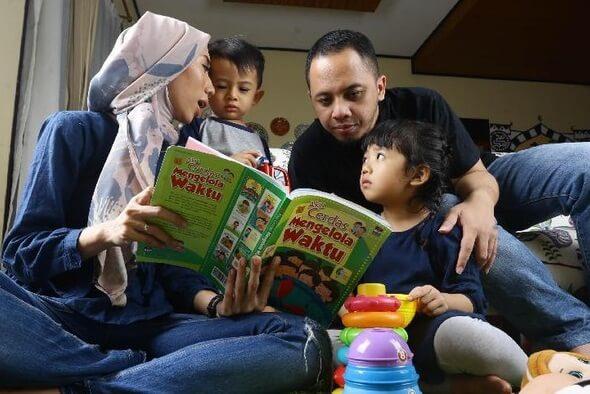 Warnai Libur Sekolah dengan Mengajak Anak Berliterasi - Siedoo