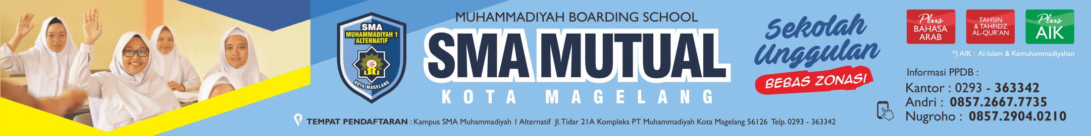 Iklan SMA Mutual