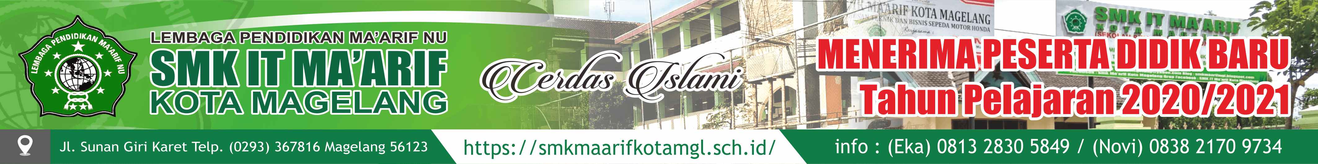 Ads SMK IT Maarif