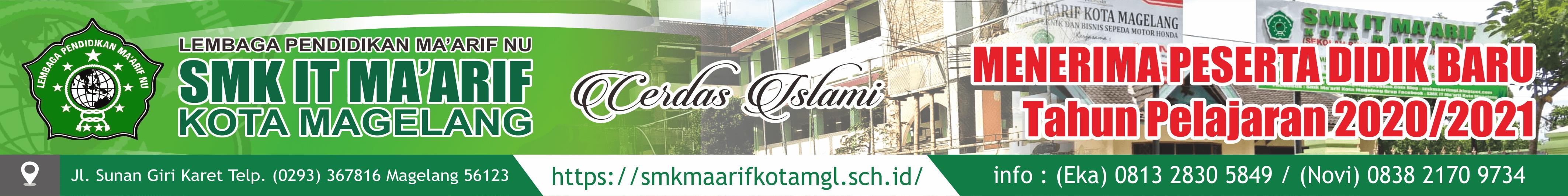 Ads SMK IT Maarif