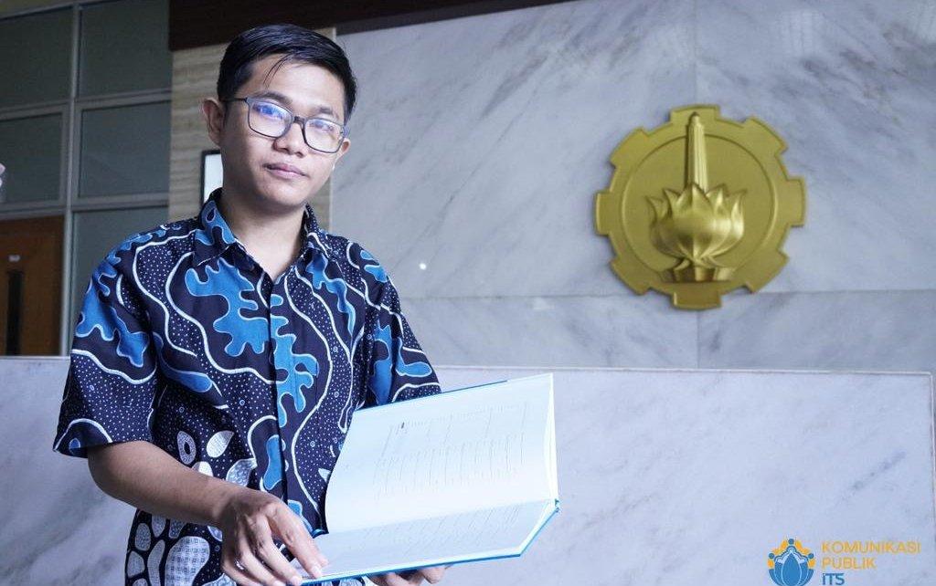 Bobby Ardiansyah Miraja l foto : its.ac.id