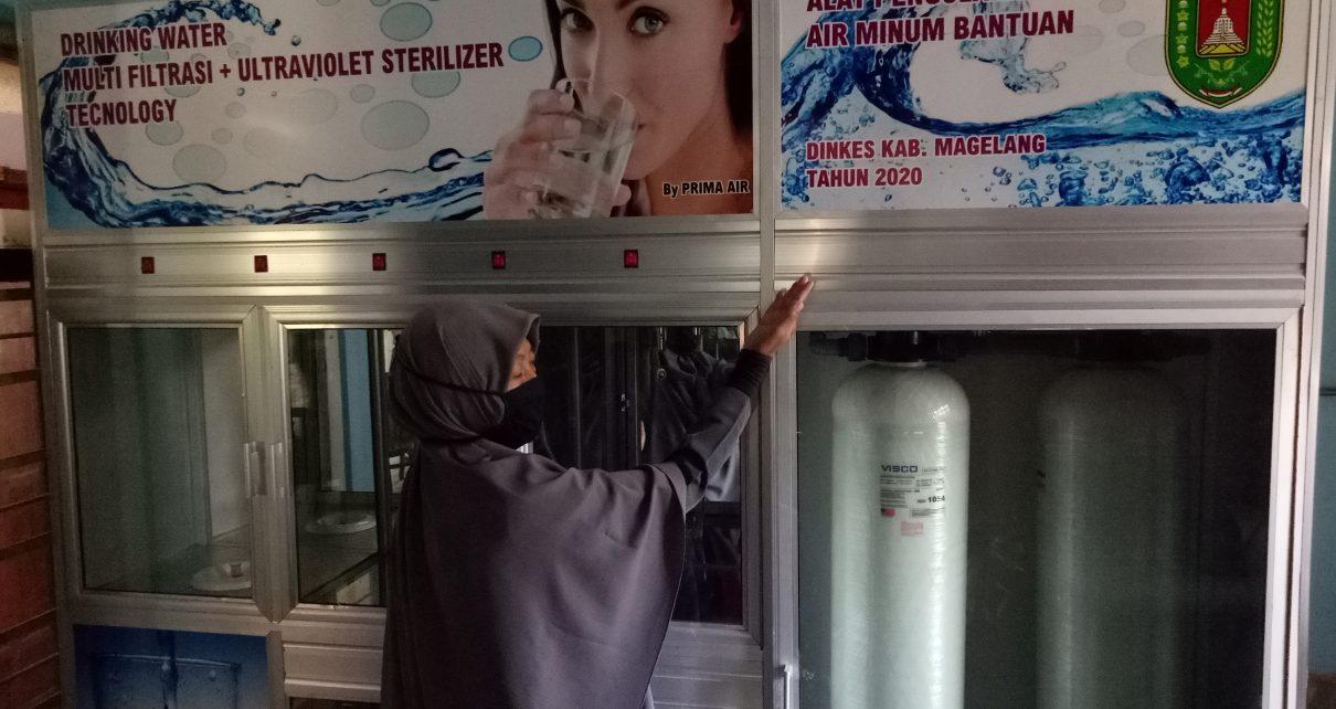 Pengolah air minum