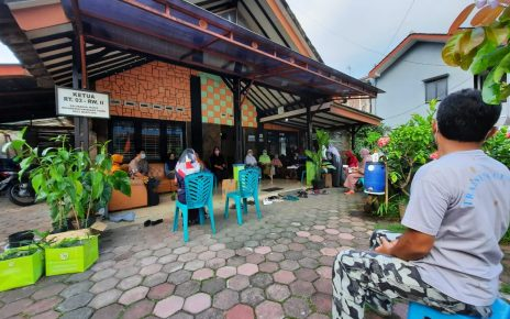 TOGA. Sosialisasi Pengembangan TOGA di Kelurahan Wates, Magelang Utara, Kota Magelang. (foto: ist)