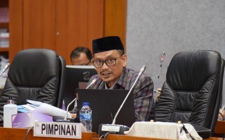 KOMISI X. Wakil Ketua Komisi X DPR RI Abdul Fikri Faqih. (foto: dpr.go.id)