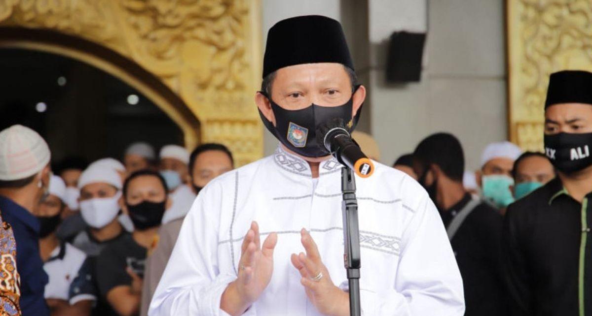 DALAM NEGERI. Menteri Dalam Negeri Tito Karnavian. (foto: kemendagri.go.id)