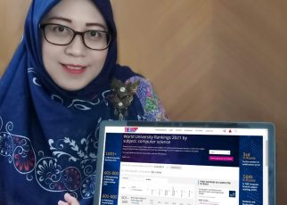 ITS. Rulli Pratiwi Setiawan ST MSc PhD, Manager Senior Urusan World Class University ITS. (foto: ist)
