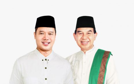 PASLON. Pasangan Calon Walikota Magelang Aziz-Mansyur. (foto: ist)