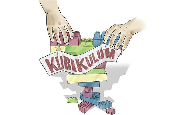 Ilustrasi kurikulum. (sumber: mediaindonesia.com)