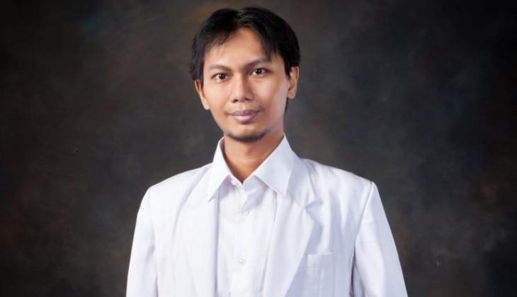 SPESIALIS. Dokter Spesialis Saraf Rumah Sakit Akademik Universitas Gadjah Mada (RSA UGM), dr. Fajar Maskuri, Sp.S., M.Sc. (foto: ugm.ac.id)