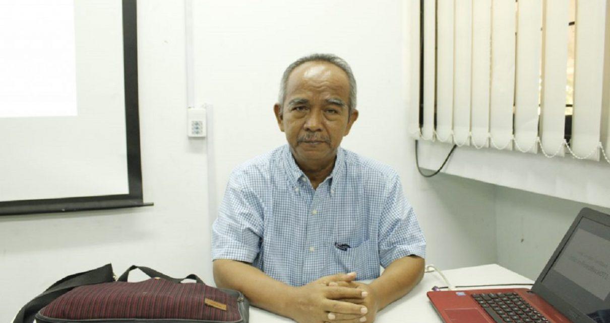 SENIOR. Peneliti Senior dari Pusat Studi Mitigasi, Kebencanaan dan Perubahan Iklim (MKPI) ITS, Dr Ir Amien Widodo MSi. (foto: ist)