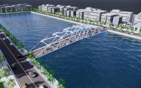 JEMBATAN. Rancangan jembatan rangka Elang Baja Untidar. (sumber: untidar)