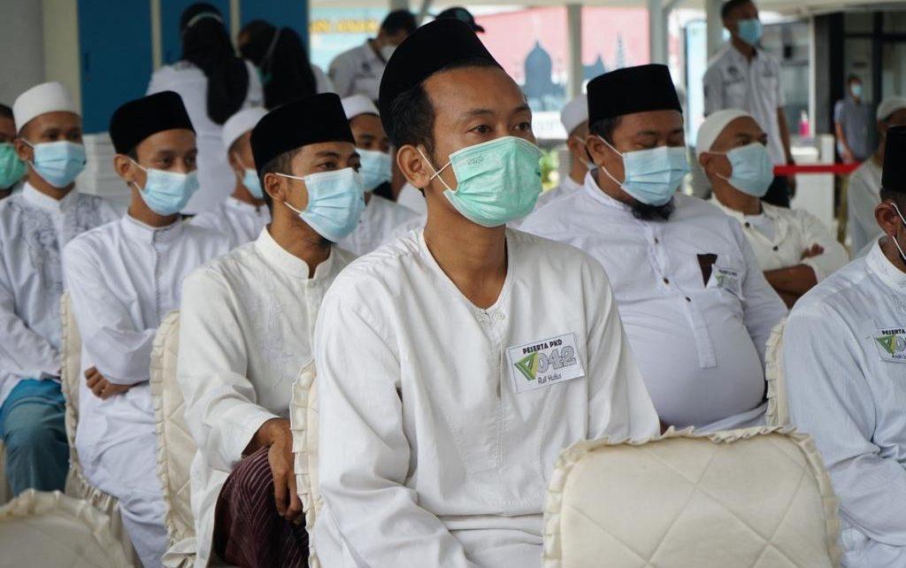 DAI. Pendidikan Kader Dai di Lapas Kelas I Tangerang Banten. (foto: ist)