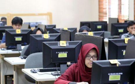 UTBK. Implementasi UTBK Universitas Padjadjaran (Unpad). (foto: unpad)
