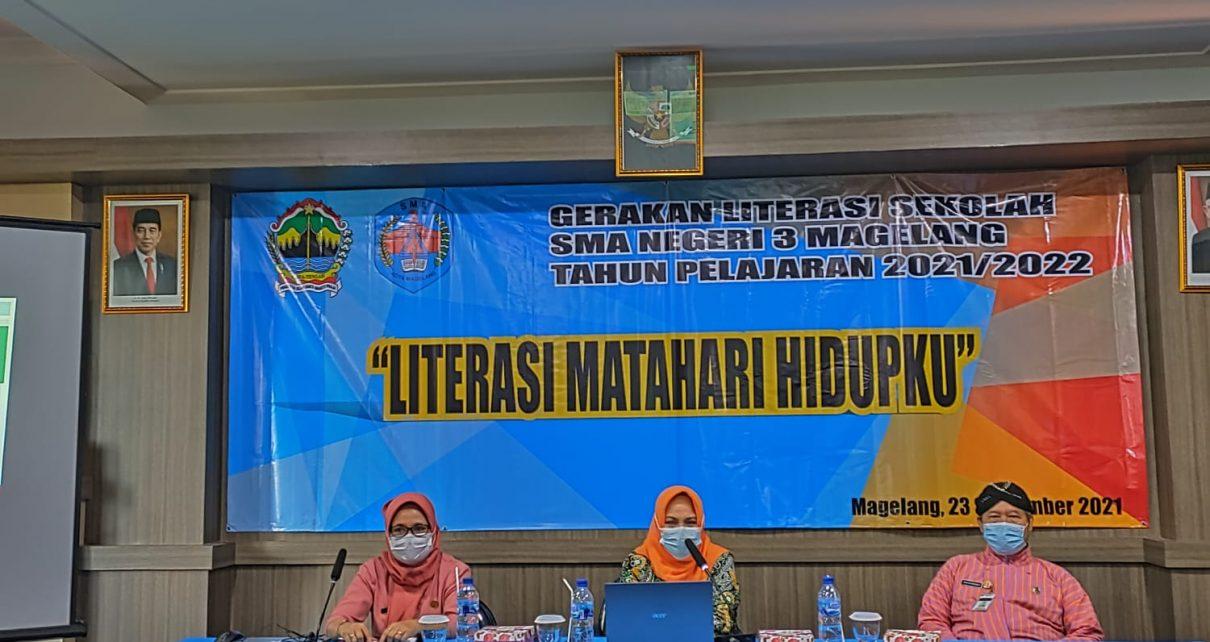 Seminar Literasi